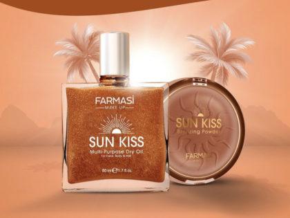 Sluncem políbená pleť